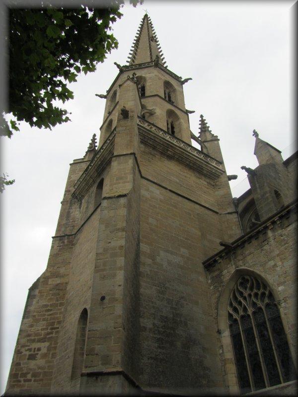 Clocher de la Cathédrale de Mirepoix