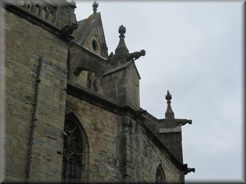 Gargouilles de la Cathédrale de Mirepoix