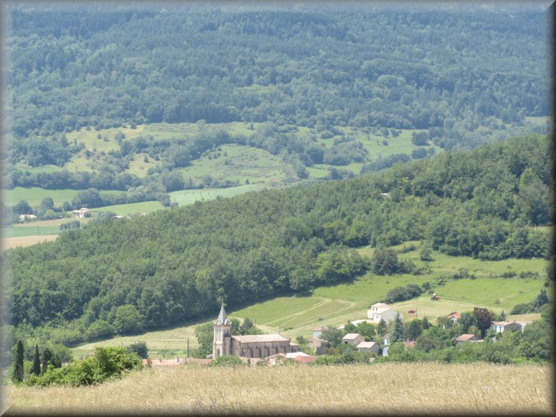 Le Village de Puivert
