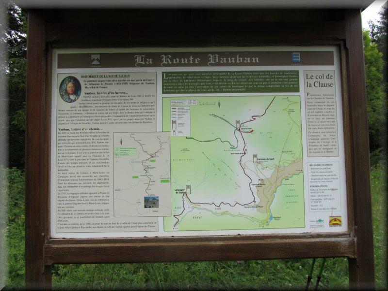 La Route Vauban