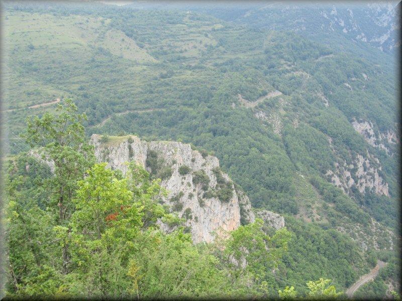 Les Gorges de l'Aude