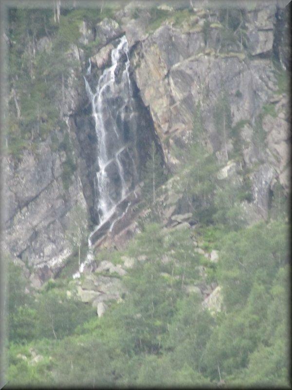 Cascade au Pas de Balussière