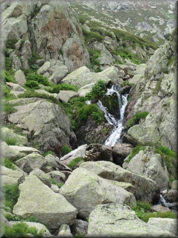 Le Ruisseau de l'Etang Faury