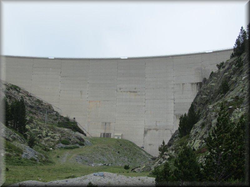 Le Barrage de Lanos