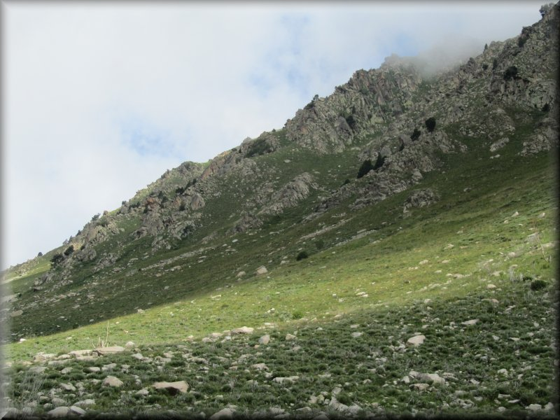 Le Versant de la Vallée de Campcardos