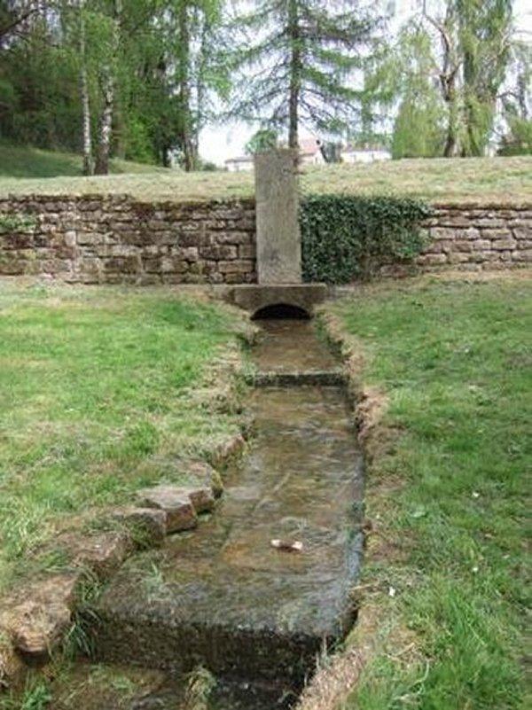 La Source de la Saône