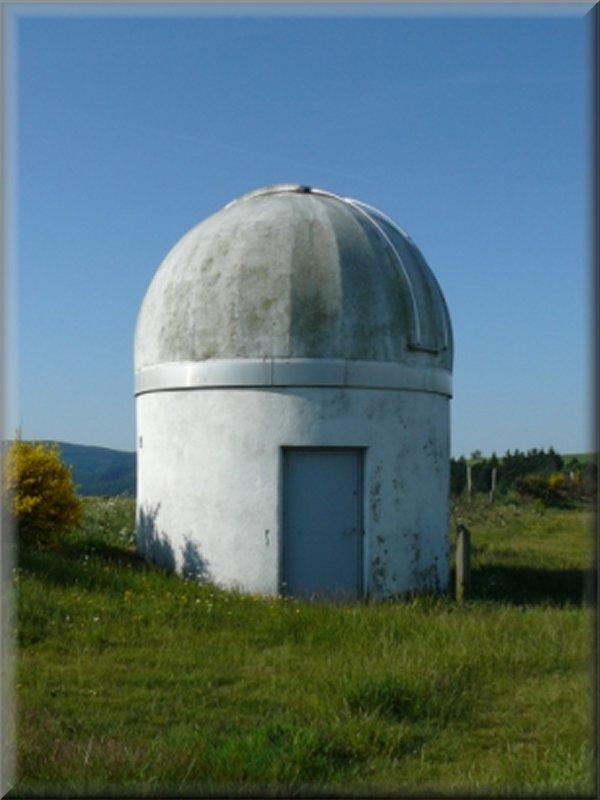 L'observatoire Astronomique de Les Sauvages