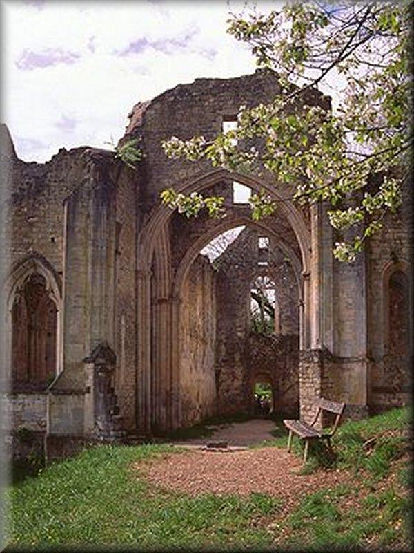 L'Intérieur de l'Abbaye Sainte Marguerite