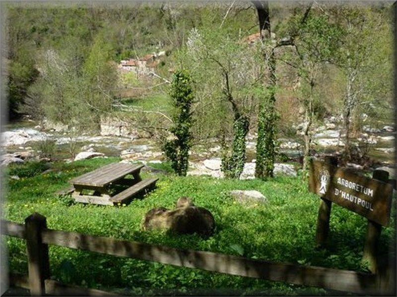 L'Arboretum d'Hautpoul