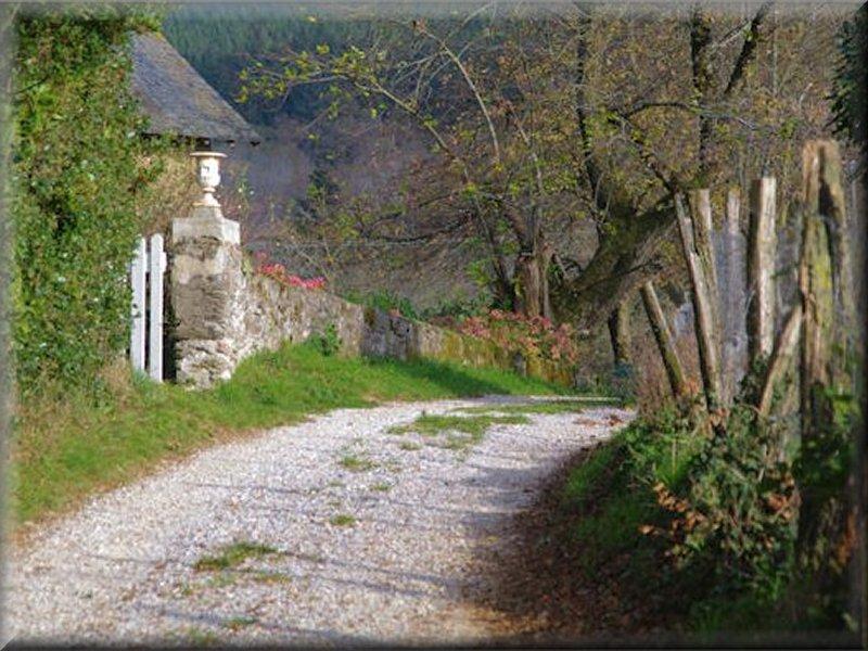 Le Chemin au Pierron