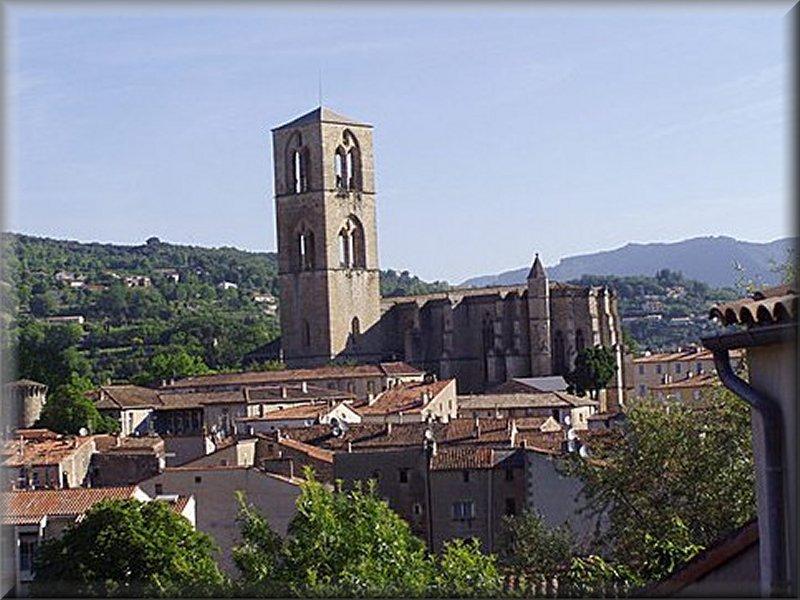 La Cathédrale de Lodève