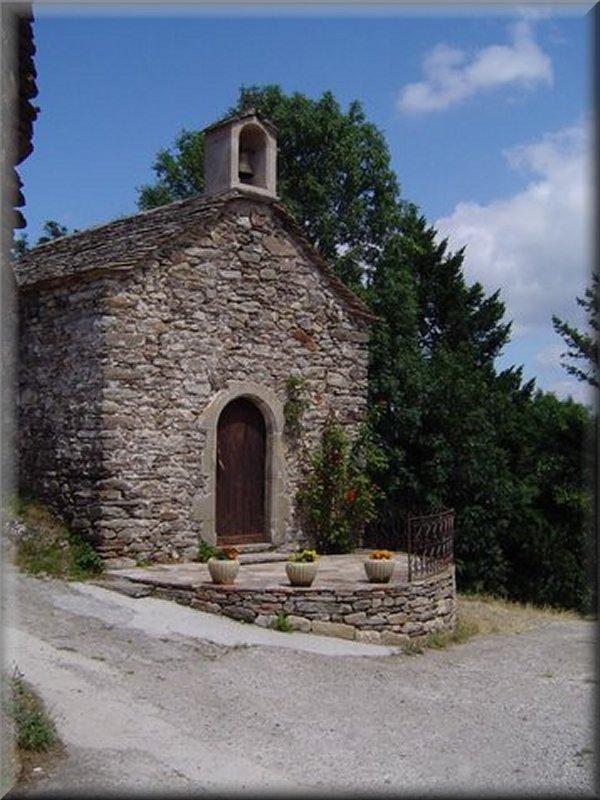 La Chapelle de Douch