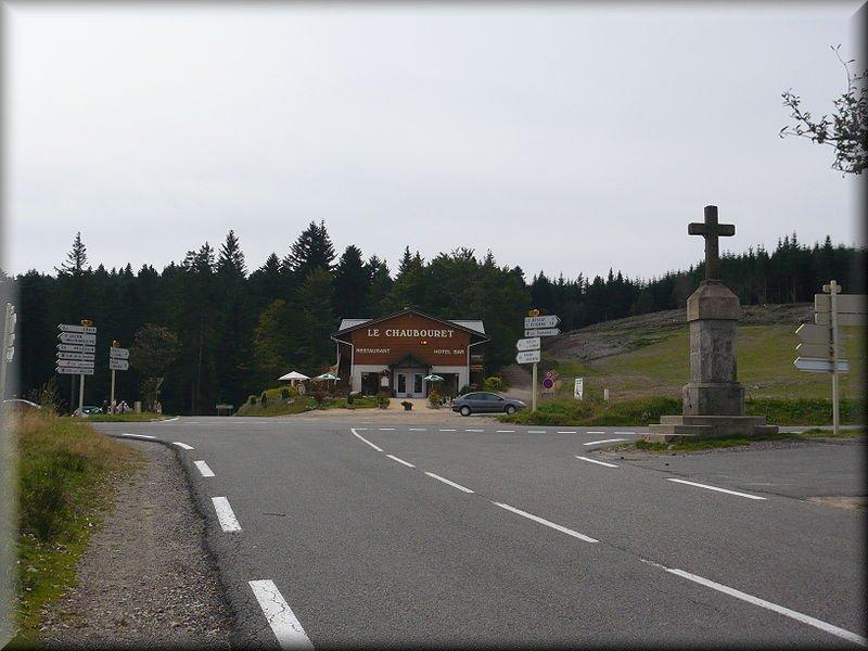 La Croix de Chaubouret