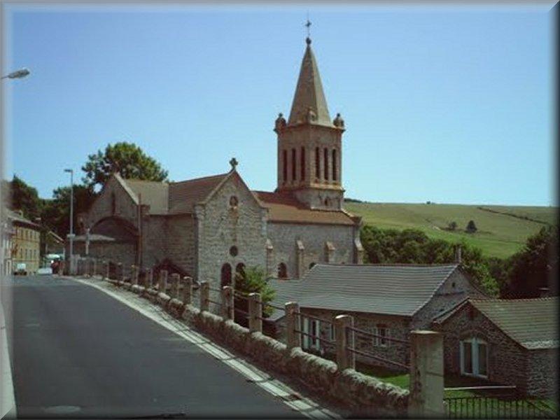 L'Eglise de Chaudeyrolles