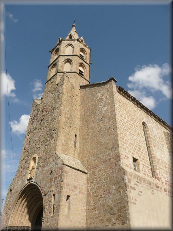 L'Eglise de Fanjeaux