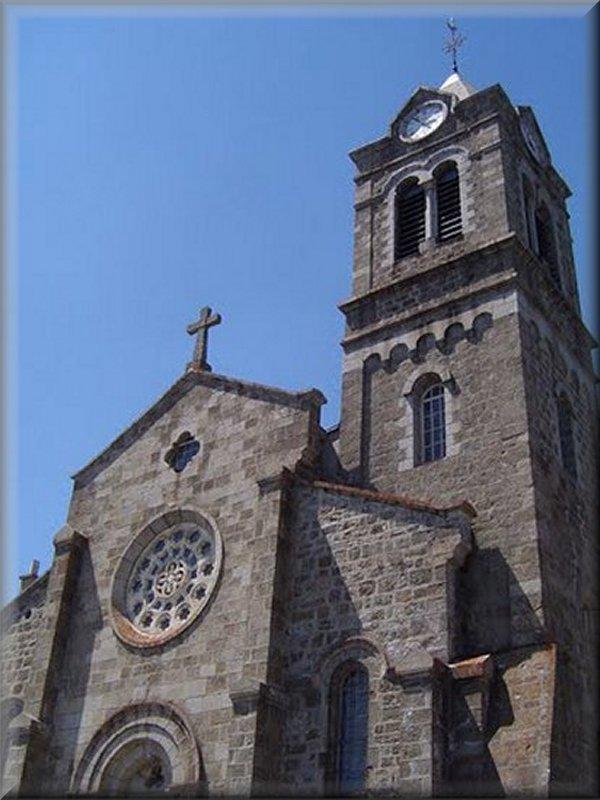 L'Eglise de Saint Agrève