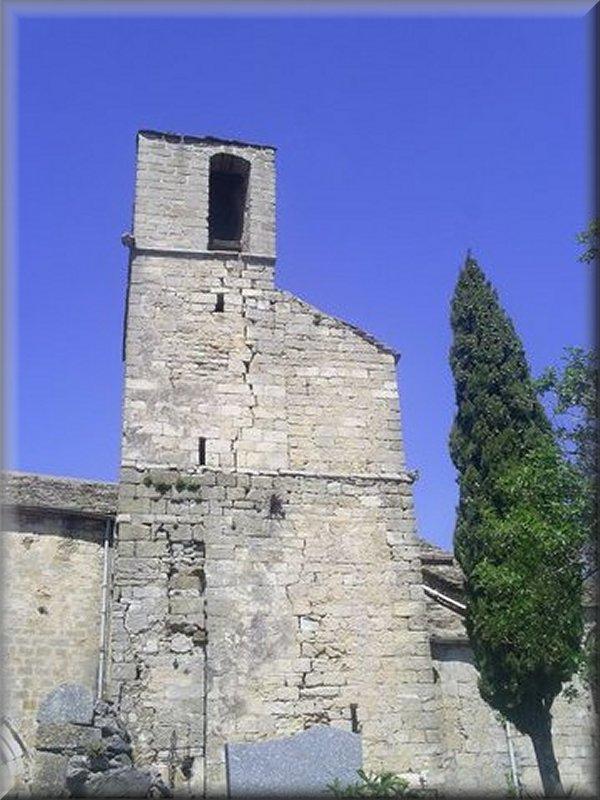 L'Eglise de Valquières
