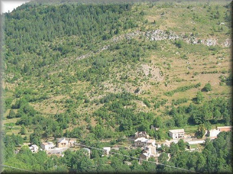 Le Village de Fontanès de Sault