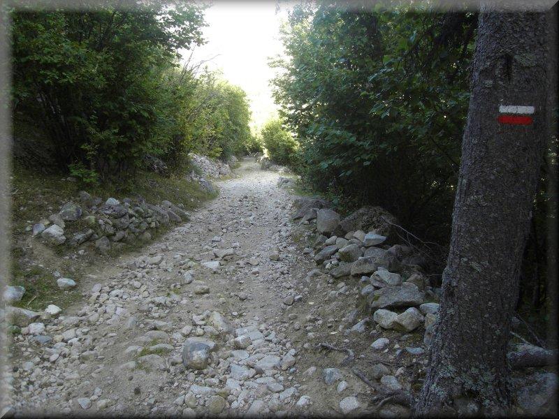 Le Sentier après Porta