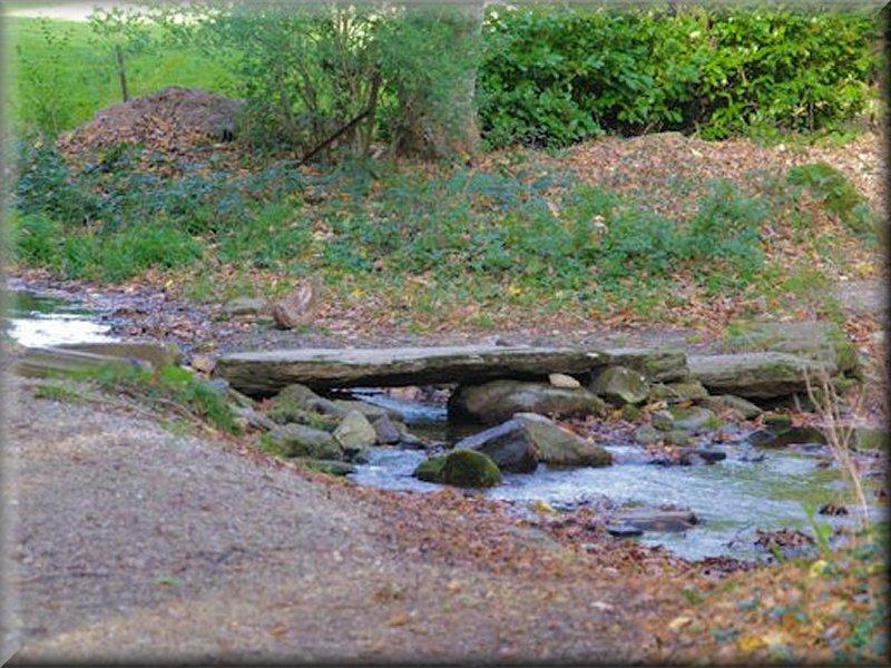 Petit Pont sur le Sor
