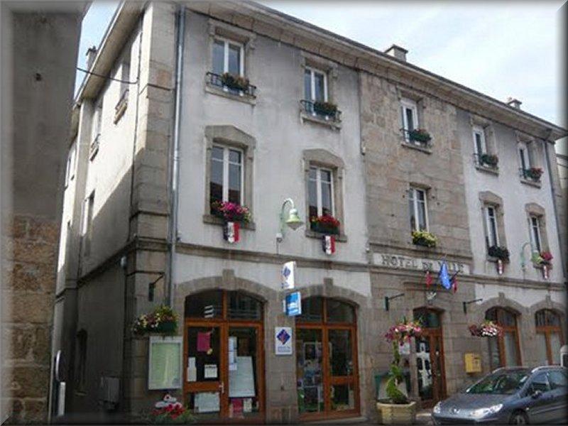 La Mairie de Saint Agrève