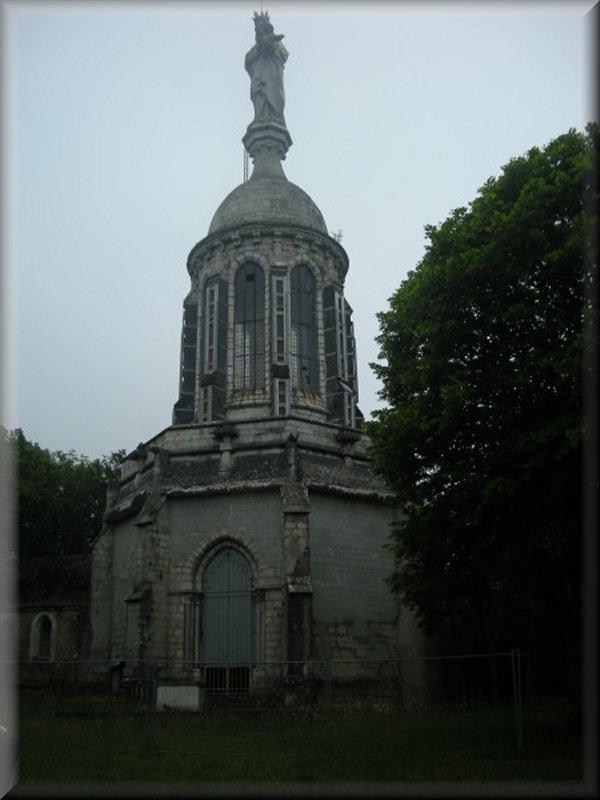 La Chapelle Notre Dame d'Etang