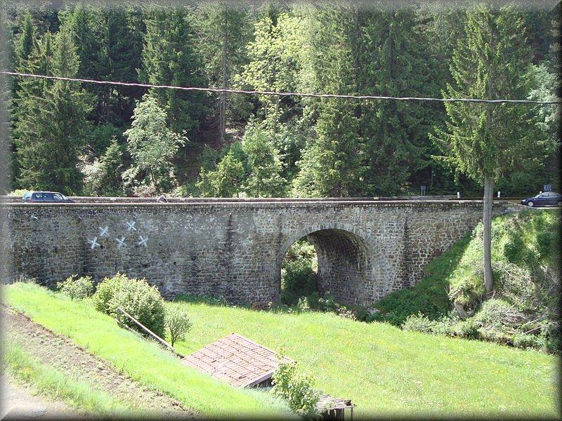 Le Pont sur l'Eyrieux